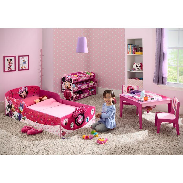 minnie mouse toddler bed  minnie mouse bedroom minnie