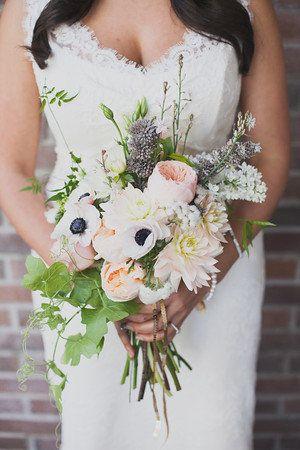 Bespoke Floral And Event Design San Diego Ca Bridesmaid Flowers Blush Bridal Bouquet Dahlia Bouquet