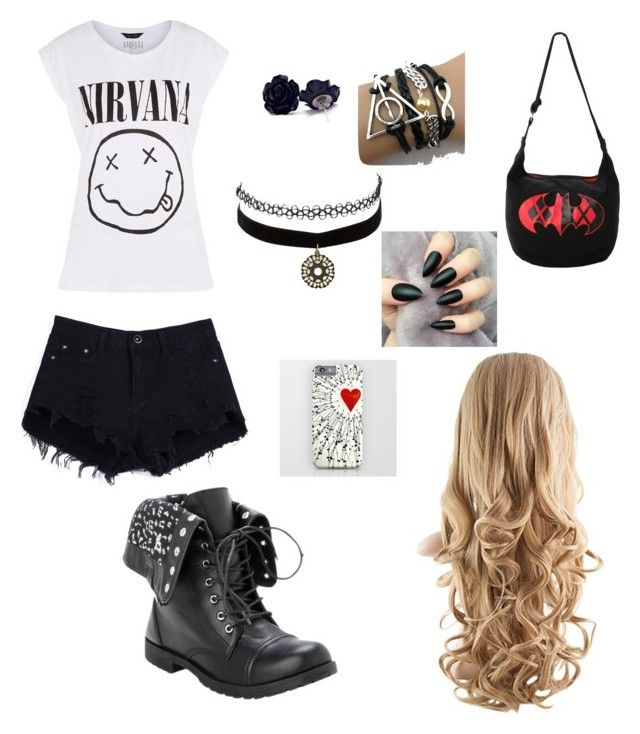 """""""Untitled #14"""" by jaysen-martin on Polyvore featuring Charlotte Russe"""
