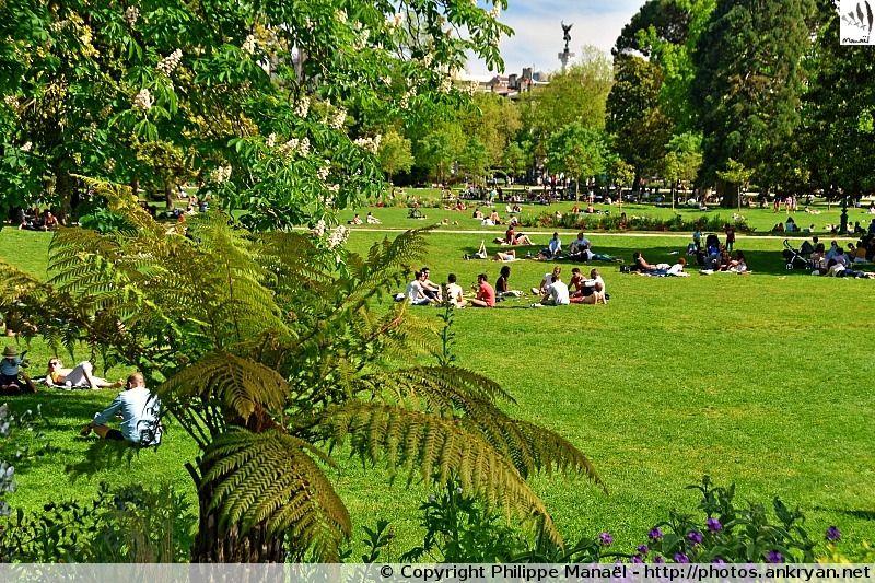 Jardin public de Bordeaux (Aquitaine, Gironde)  MA VILLE ...