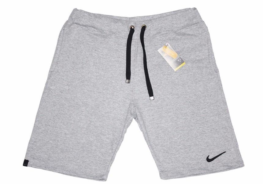 b2a7a69c0c (2) Shorts Moleton Nike Masculina Bermuda Nike Academia Esporte - R  49