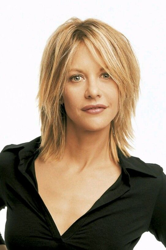 Shag Layers Frisuren Meg Ryan Frisuren Und Coole Frisuren