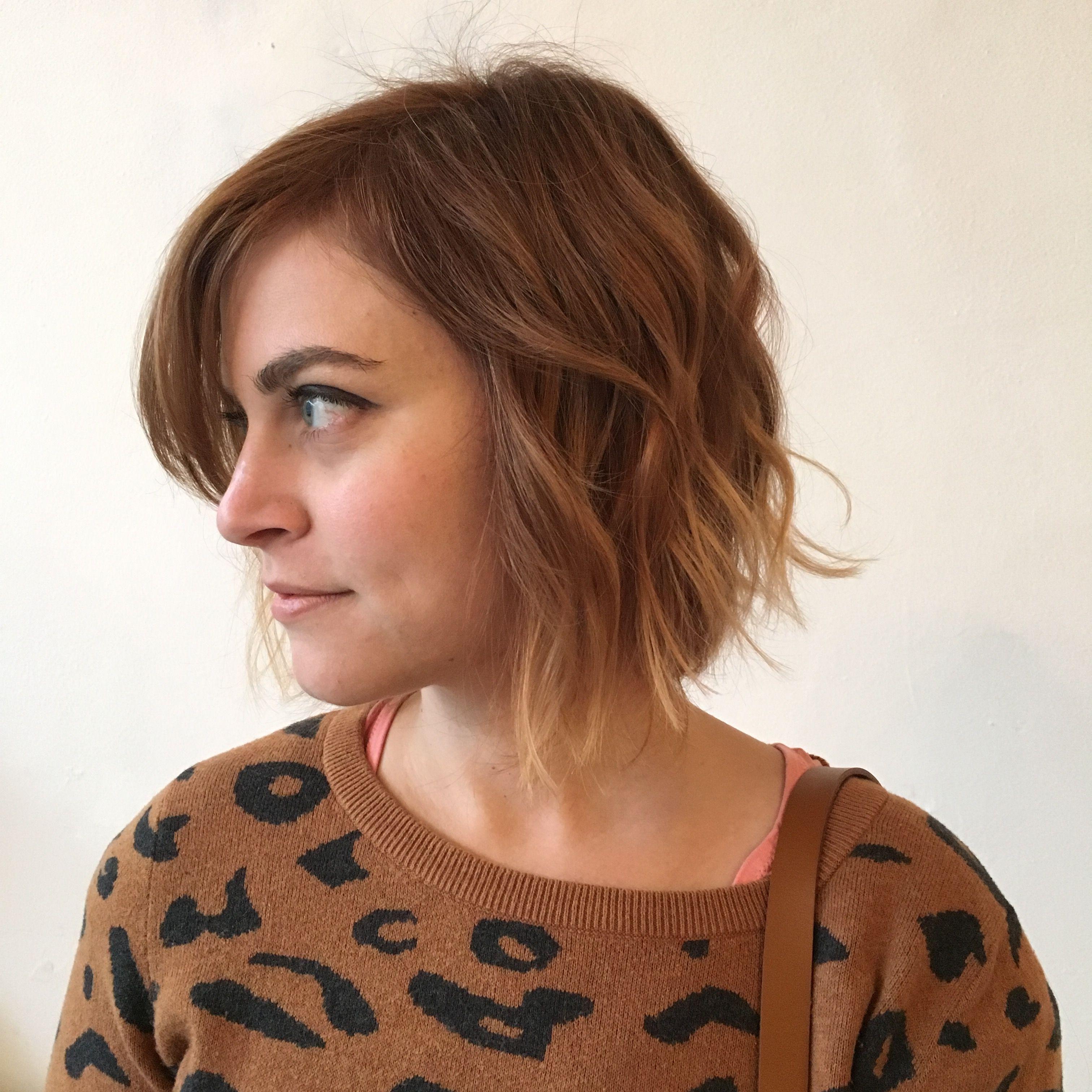 Hair by Shannon at Dandelion Salon in Nashville TN Model Devon
