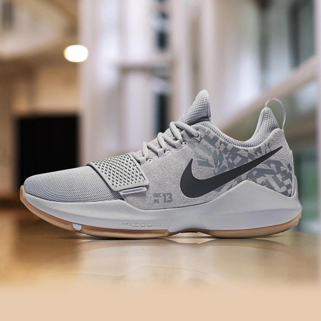 "Nike PG1 ""Baseline"" (With images) Nike, Custom sneakers"