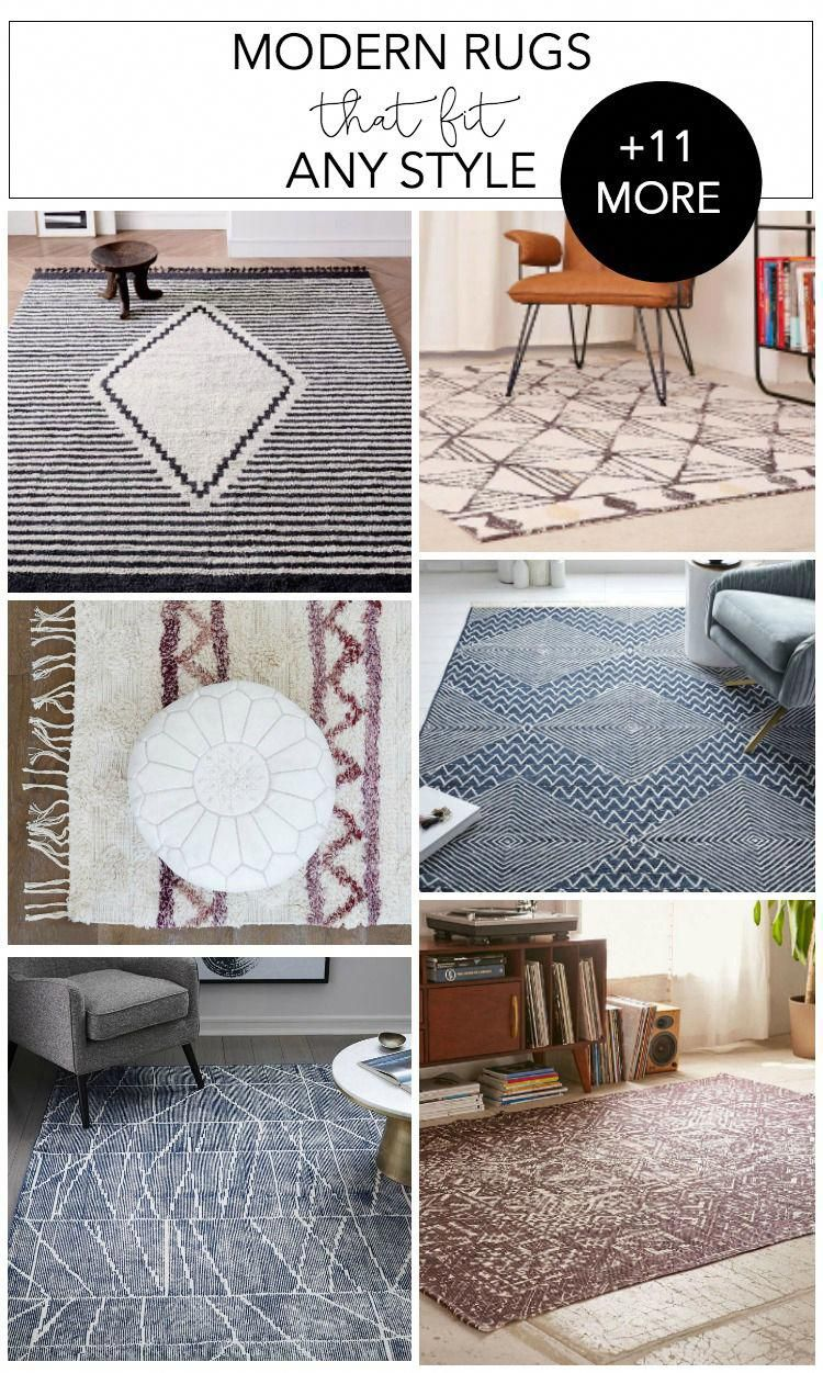Modern Rugs That Fit Any Style My Breezy Room Rug Rugs