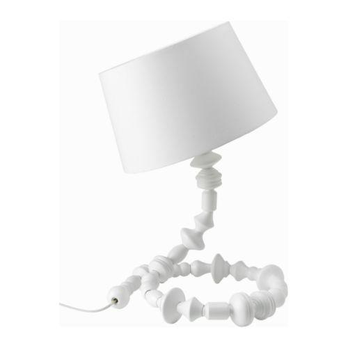 IKEA PS SVARVA Verstelbare lampenkap zodat je het licht kan richten