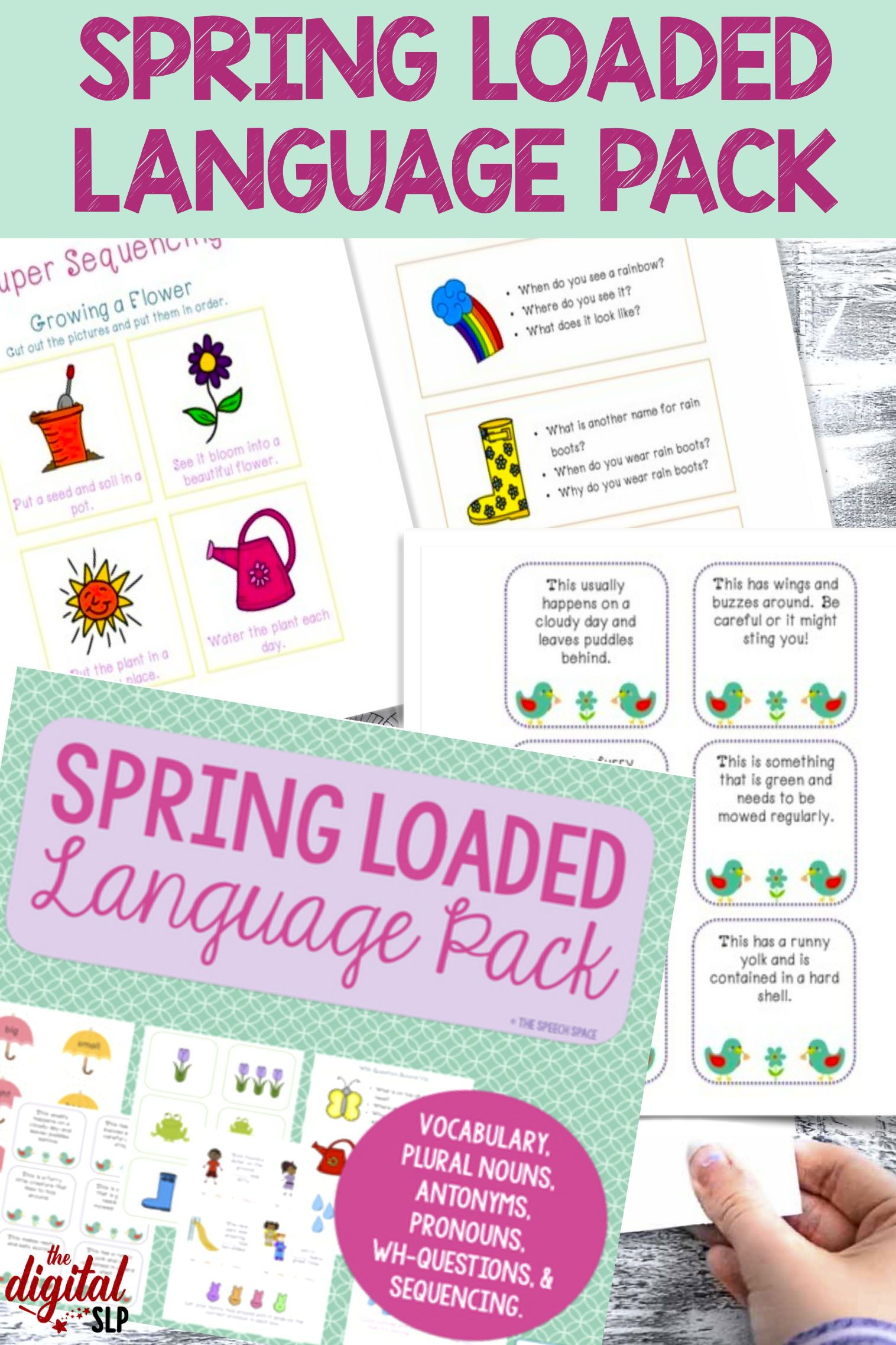 Spring Loaded Language Pack