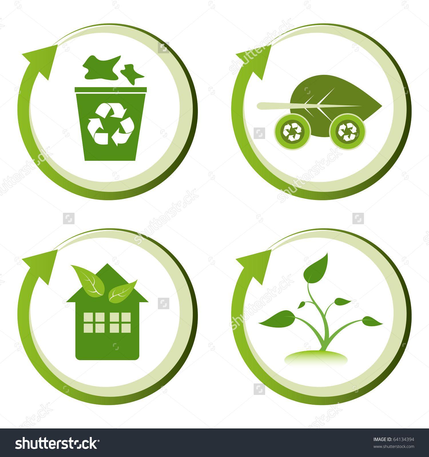 Pildiotsingu recycle eco clip art tulemus