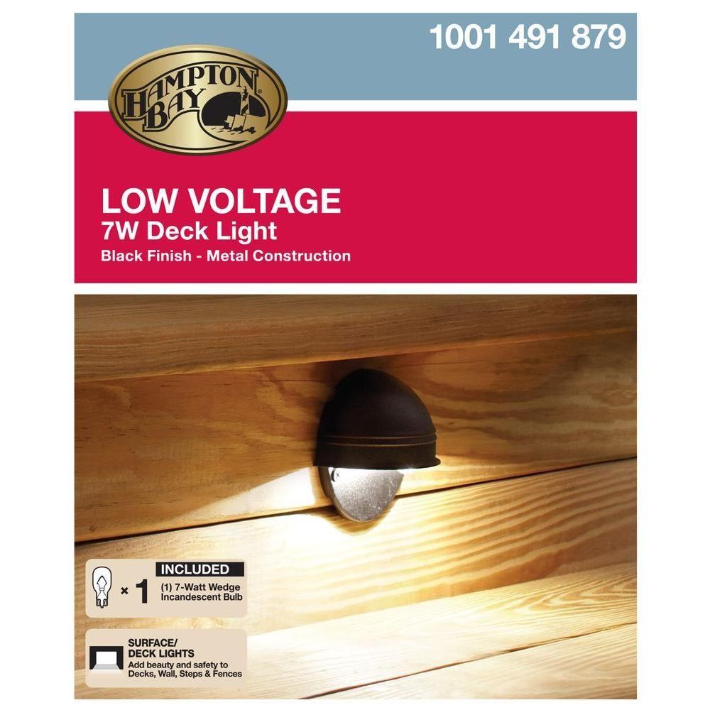 34+ Home depot low voltage lighting hampton bay information
