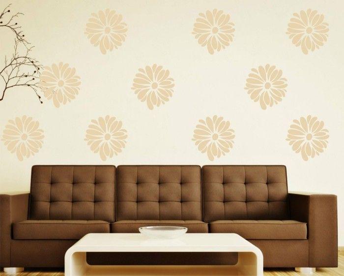 120 Wohnzimmer Wandgestaltung Ideen!   Wandgestaltung Ideen, Wandgestaltung  Und Farbgestaltung Wohnzimmer