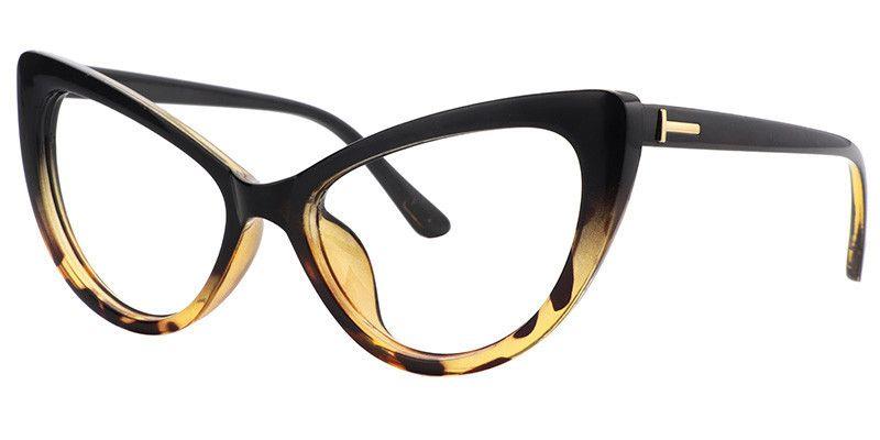 4a0e222c7 Retro Classic Tortoise Cat Eye Glasses