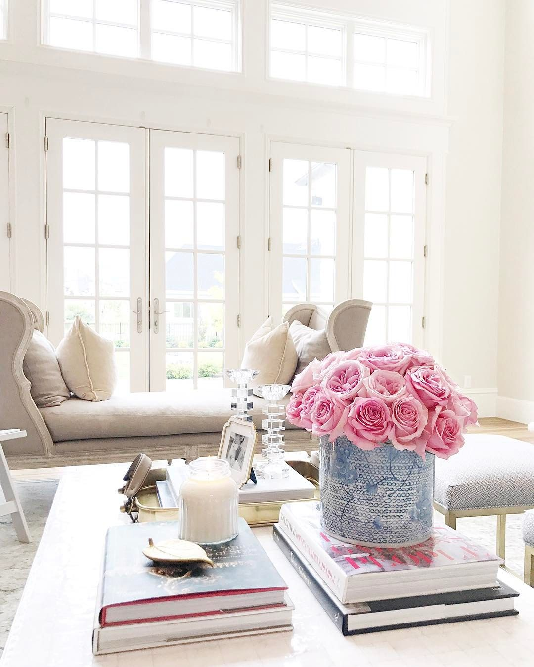 9 089 Likes 102 Comments Rach Parcell Pink Peonies