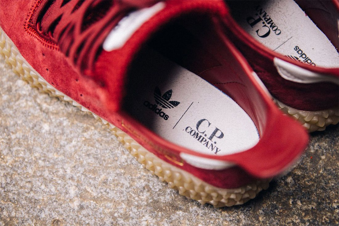 CP Company x adidas Collection Sneaker Freaker
