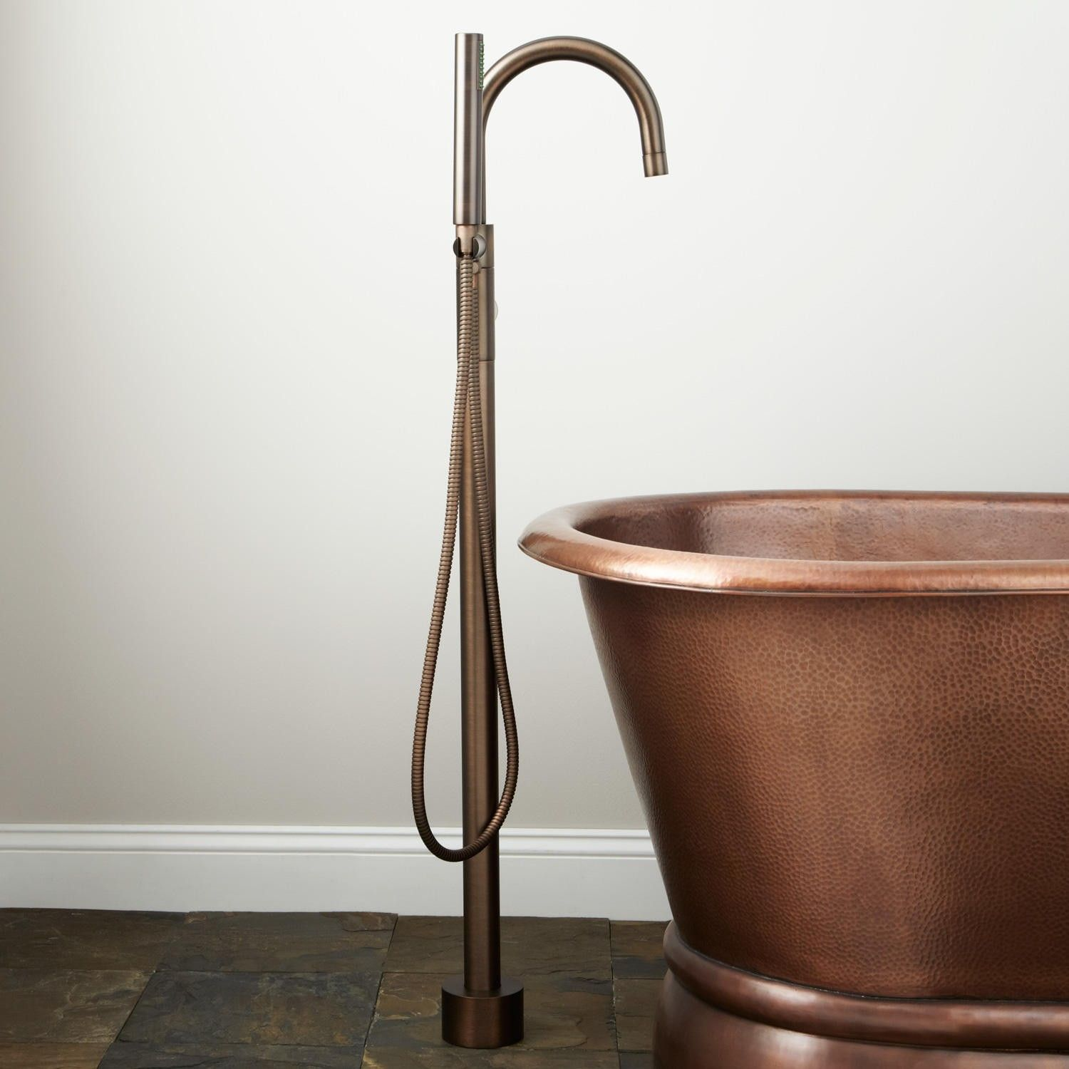 Carissa Freestanding Tub Faucet And Hand Shower Tub Faucet