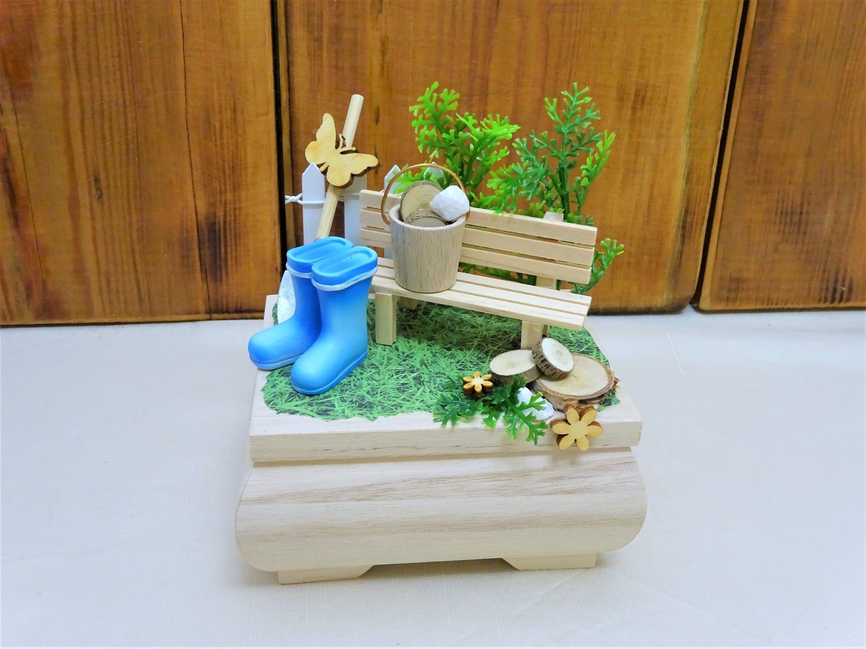 Garten Mini Holzbox Gutschein Garten Geldgeschenk Garten Ruhestand Gartenarbeit Gartenmobel Geburtstagsgeschenk Geschenkbox Rente Geschenke Gutscheine Holzblumen