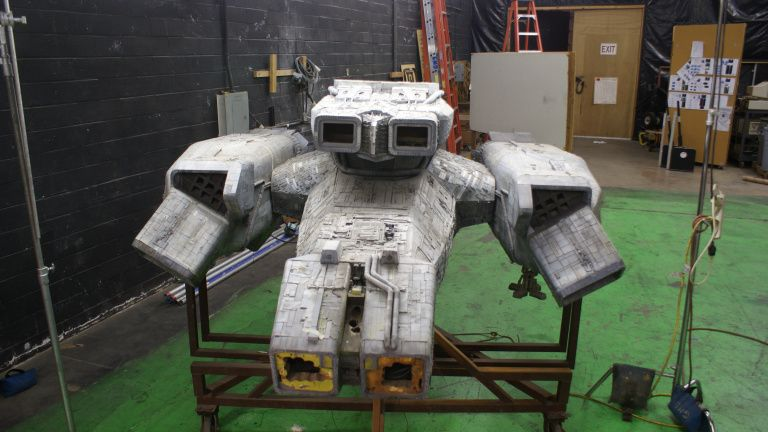 Howdy there and welcome to Nostromo II, the restoration. Following the post from a few days ago, here is more on the beloved model from Alien and it's TLC rebuild. Many months ago I did a sp…