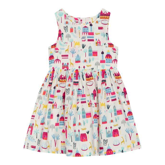 35f062c59eba bluezoo  Girls  multi-coloured printed dress
