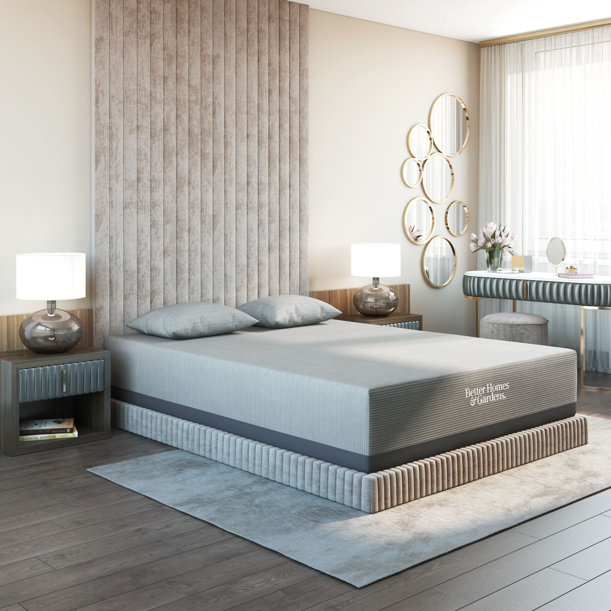 Home Memory foam mattress, Gel memory foam, Gel memory