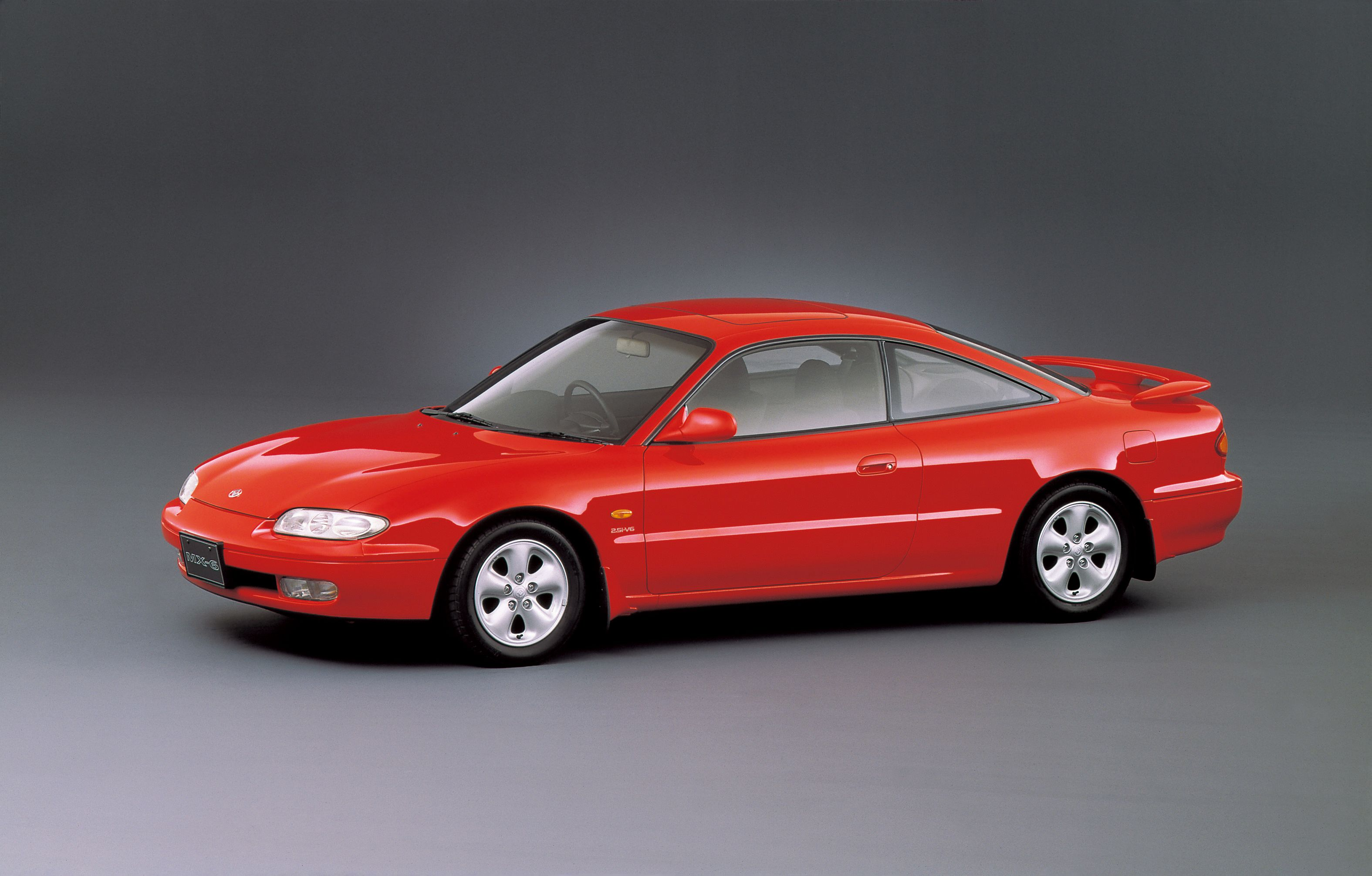 Lol they should bring this car back or have a Mazda 6 coupe with