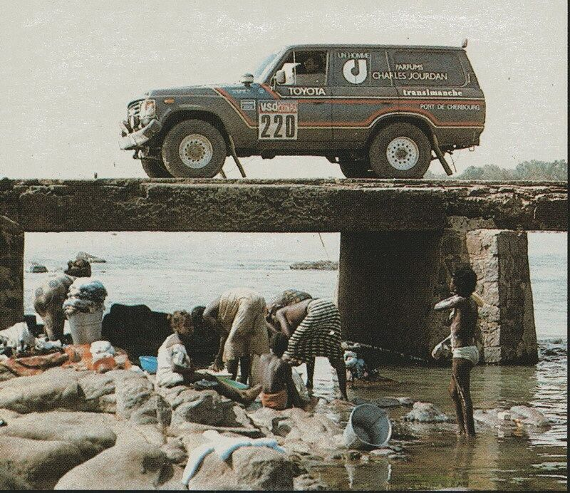 1985 Paris-Dakar 60-Series: | Page 2 | IH8MUD Forum | land