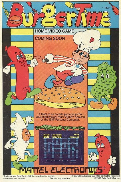 cool old video games ads, do you remember buying this game?