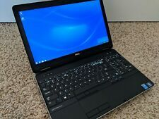Dell Latitude E6540 i7 Win 7 Pro, 250 GB SSD/8 GB RAM/Office 2007 in
