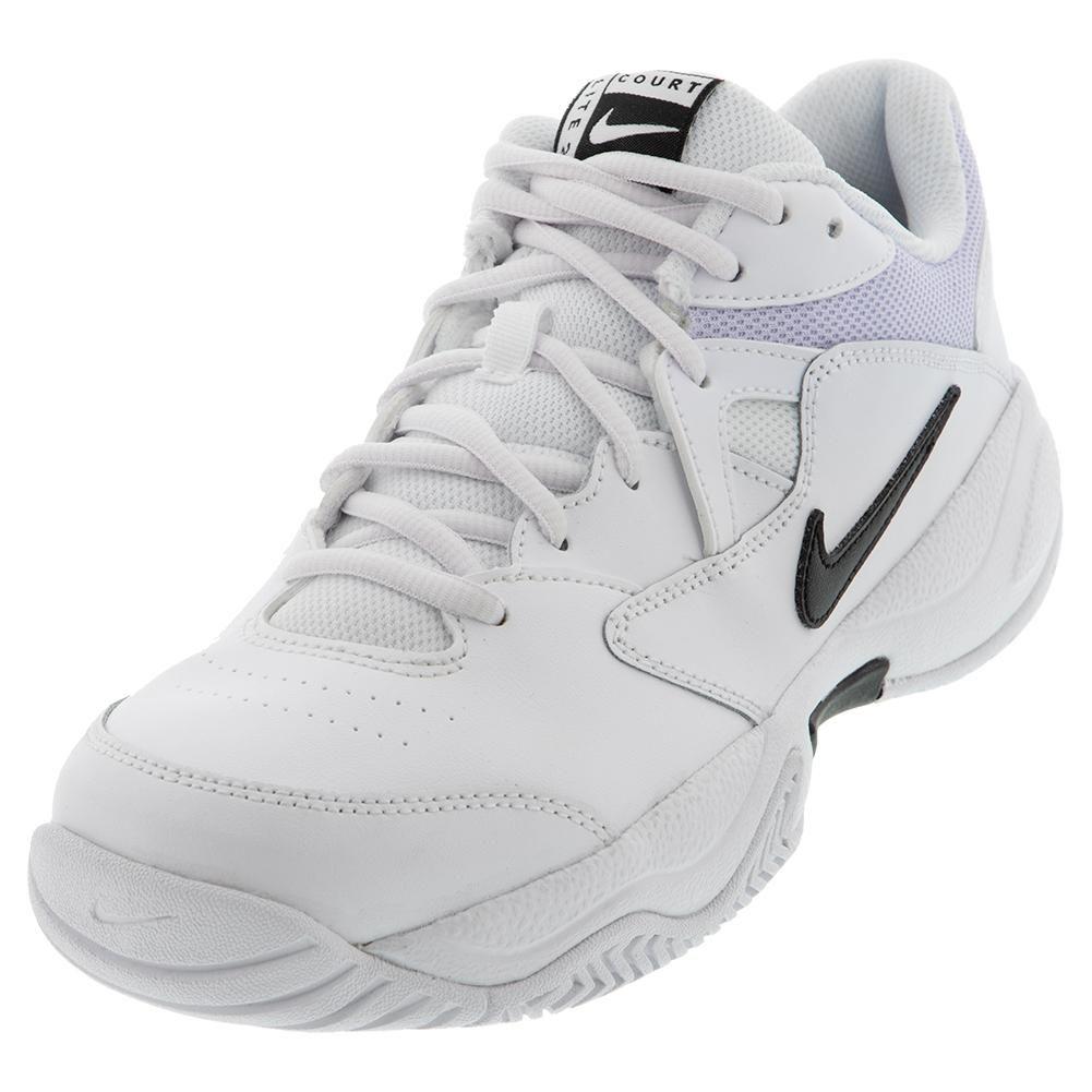 Women S Nike Court Lite 2 Tennis Shoes Ar8838 100 Tennis Express With Images Tennis Shoes Shoe Lacing Techniques Nike Women