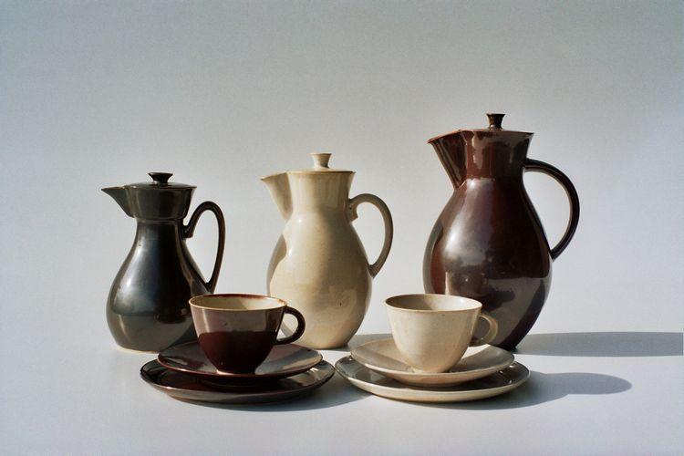 Otto Lindig coffee pots