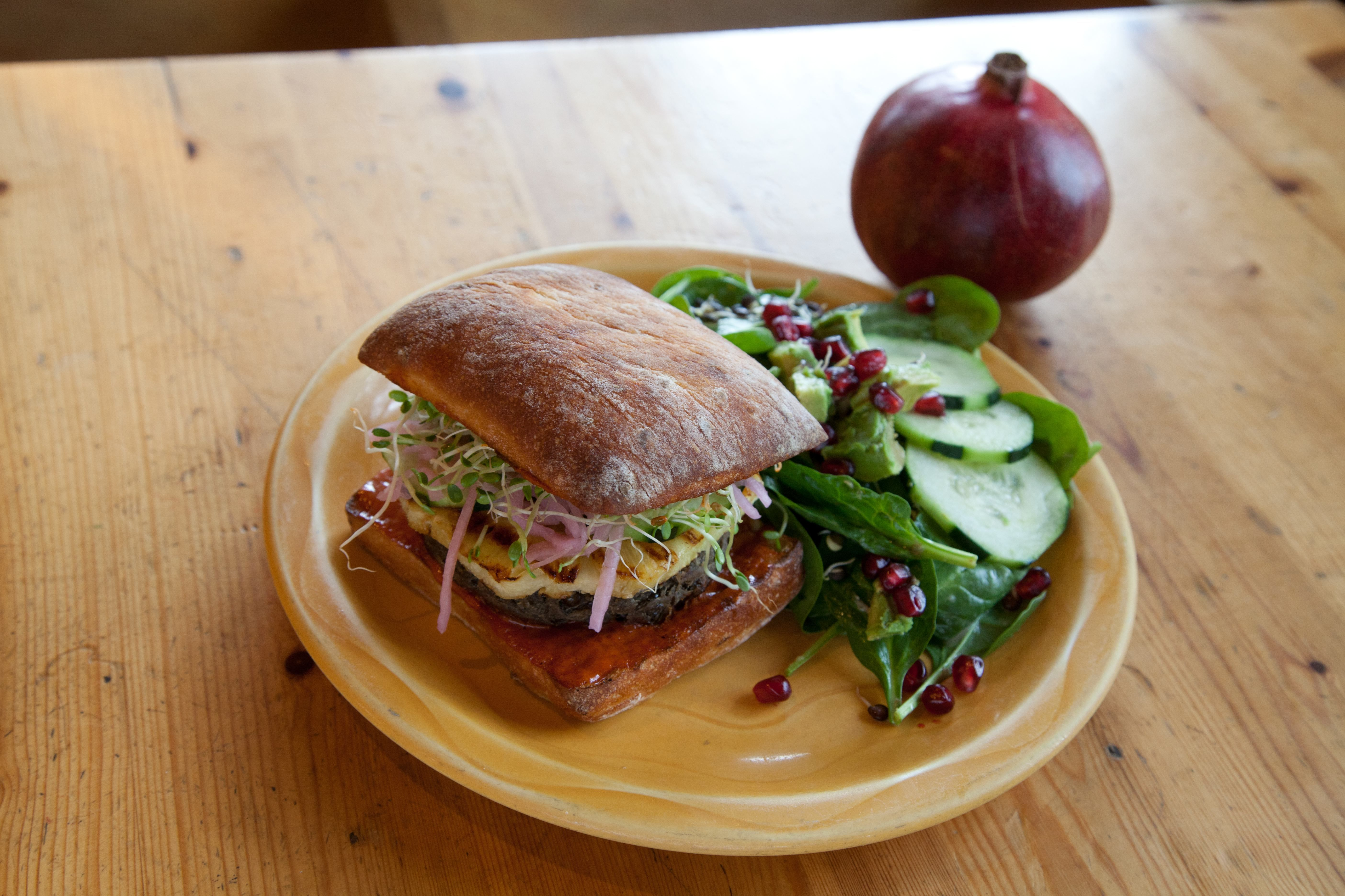 Chaco Canyon Cafe Vegan Restaurants Seattle Food Organic Restaurant
