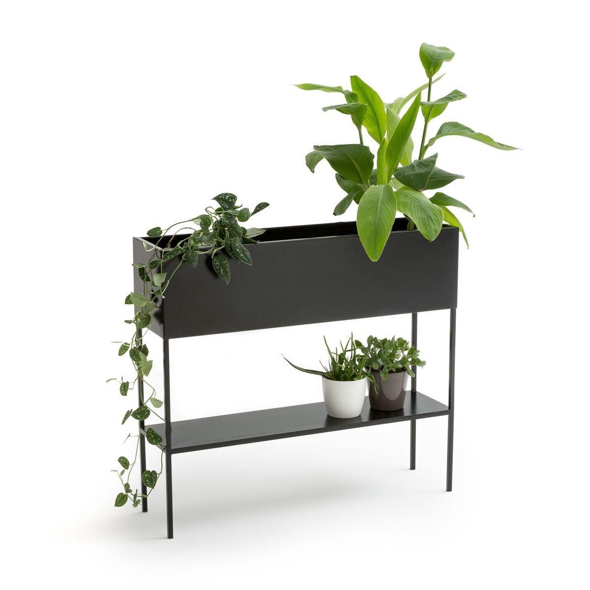 Console Planteur Consuela Jardinieres Metalliques Console Deco