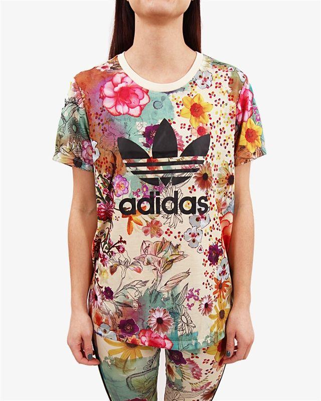 Cantina Suri Terapia  camiseta adidas flores - Tienda Online de Zapatos, Ropa y Complementos de  marca