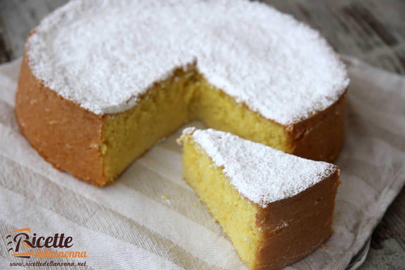 Photo of Pasta o torta genoise (genovese) | Ricette della Nonna