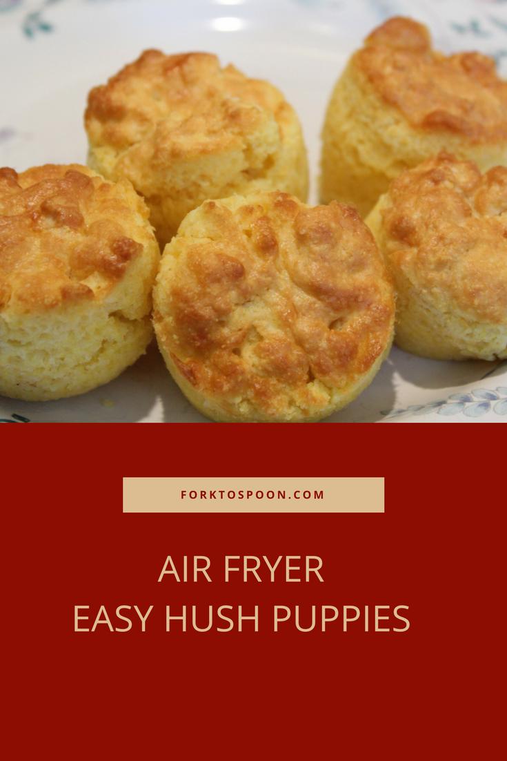 Air FryerEasy Hush Puppies Recipe Hush puppies recipe