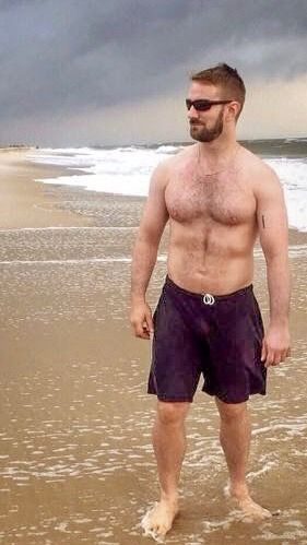 Hairy candid