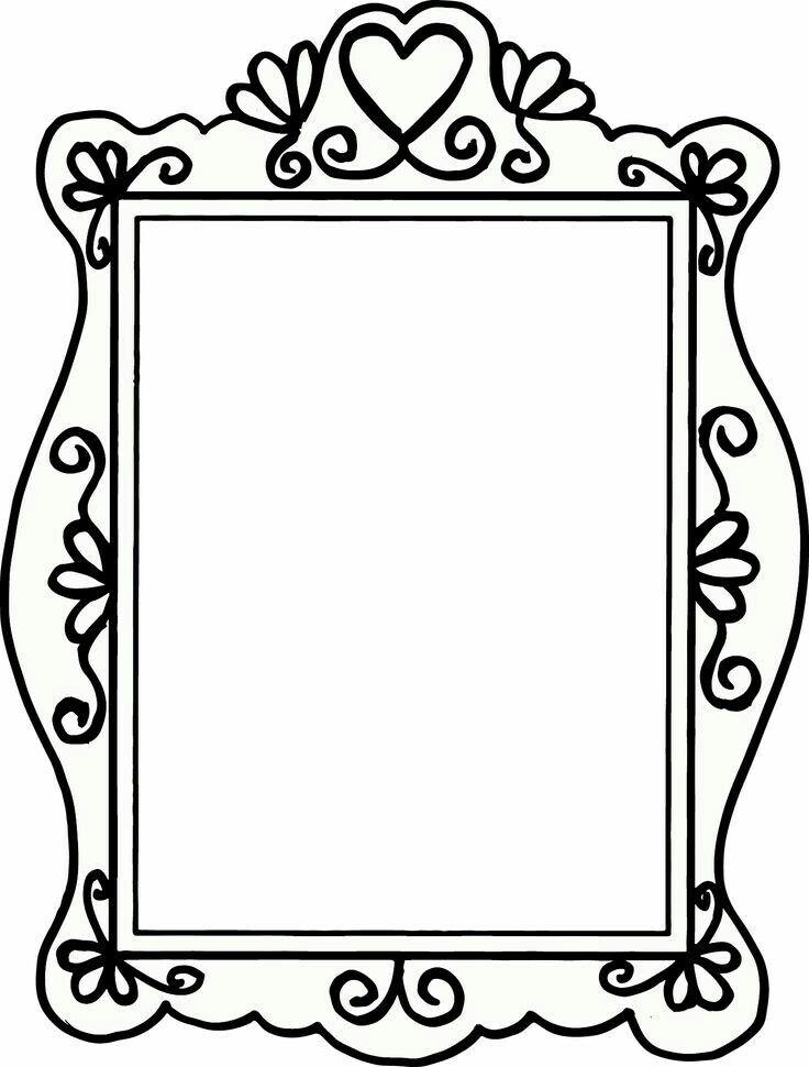 Mirror stationary | Scuola | Pinterest | Rahmen, Märchen und ...