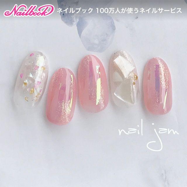 ネイル(No.2209767)|シースルー