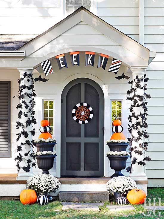 Creative Ideas for Halloween Party Themes Diy outdoor halloween