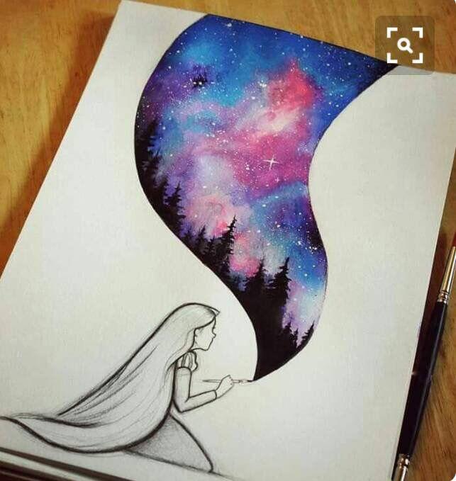 галакси рисунки своими руками порно фото голых