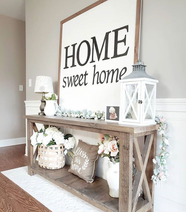 Home Ideas Review In 2020 Creative Home Decor Classic Home Decor Farmhouse Decor Living Room