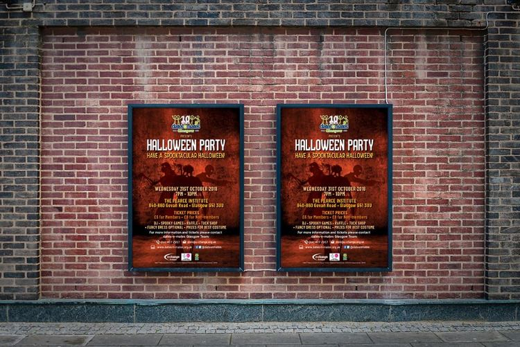 #Posters for #advertising dates-n-mates #Glasgow # ...