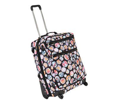 0ce1998011a4 LeSportsac 4 Wheeled Luggage 24