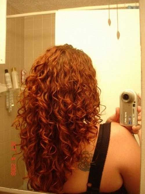 Long Layered Curly Hair Styles   Health and Beauty   Pinterest ...