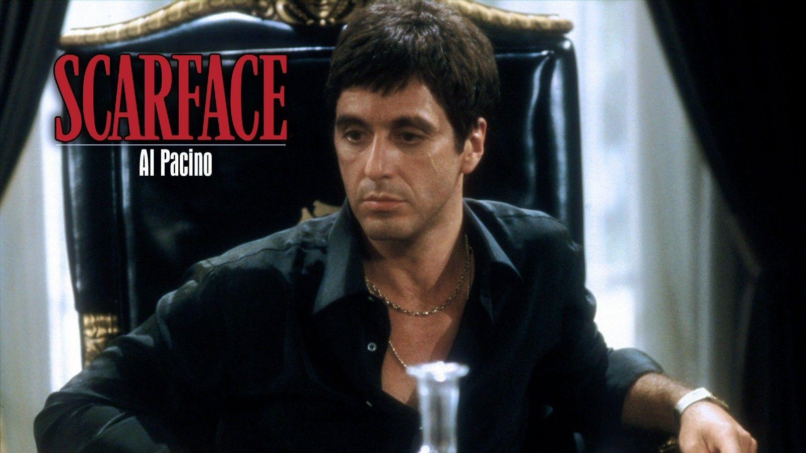 Tony Montana Al pacino, Good movies, Movies
