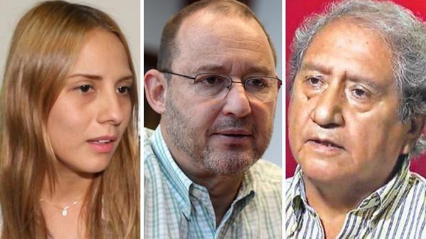 Mayra Albán: José Chlimper entregó los USB con audios
