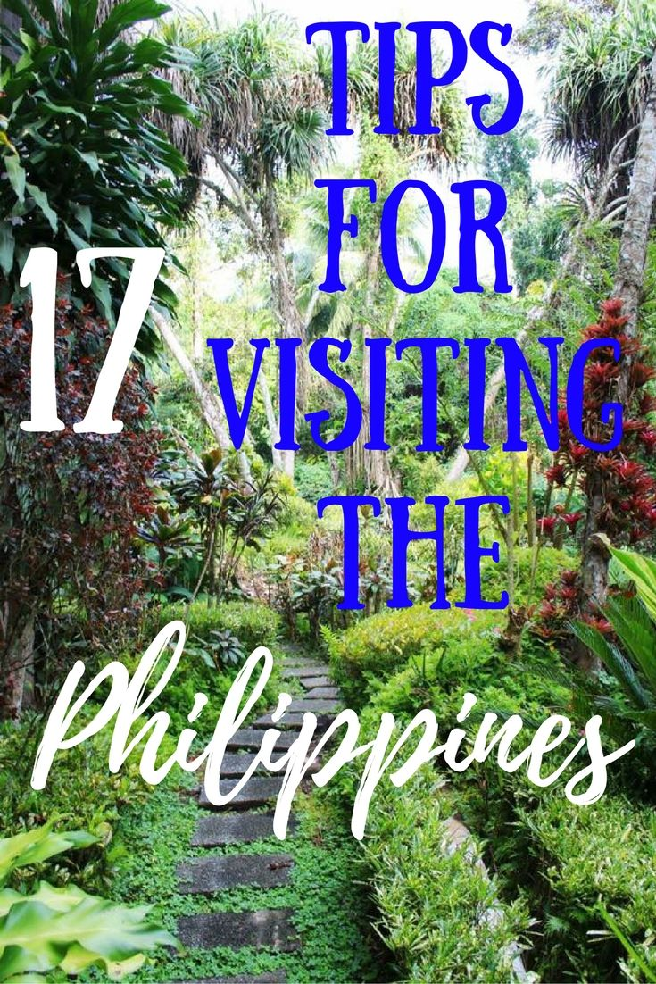Visiting The Philippines The 17 Tips You Need To Know