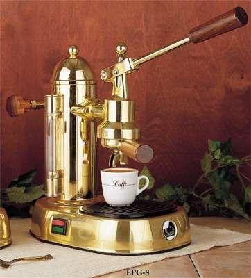 la pavoni romantica la pavoni romantica brass home model. Black Bedroom Furniture Sets. Home Design Ideas