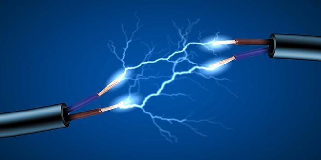 electrical wires sparking - Google Search | Digital Painting