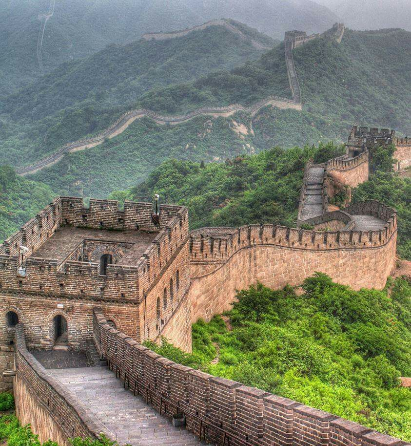 The Great Wall of China  Ef0f596a330d9ea8fd981d893f4a16e2