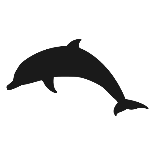 Dolphin Silhouette Ad Sponsored Ad Silhouette Dolphin Dolphin Silhouette Material Design Background Silhouette Png