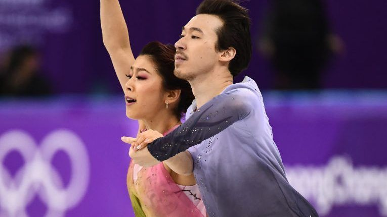 Chris Reed, threetime Olympic ice dancer for Japan, dies